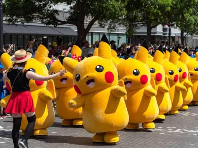 Yokohama Dancing Pikatsu