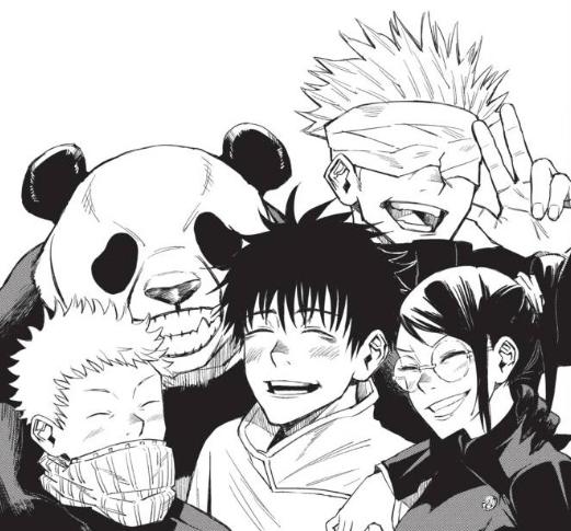 Tokyo Toritsu main characters