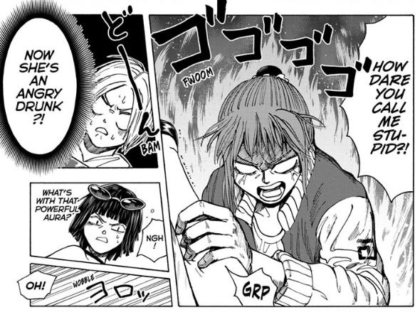 Screenshot from Sakamoto Days Chapter 12