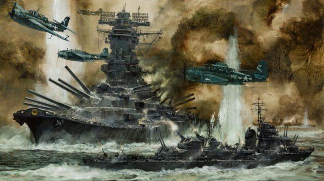 Noriyoshi Orai War scene