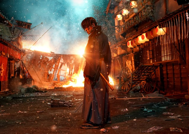 Rurouni Kenshin: The Final / The Beginning Live Action