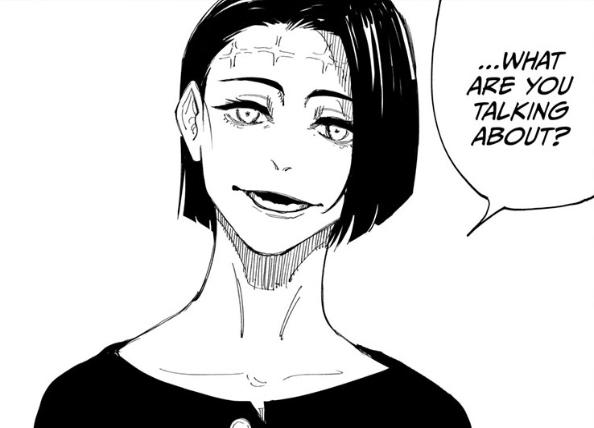 Yuji's mom