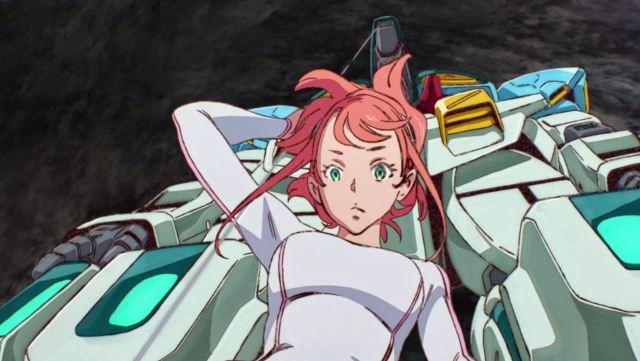 Screenshot from Gundam Reconguista in G