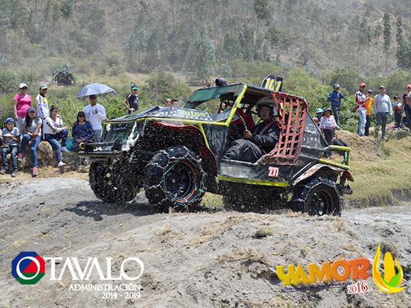 4x4 Foto Municipio de Otavalo
