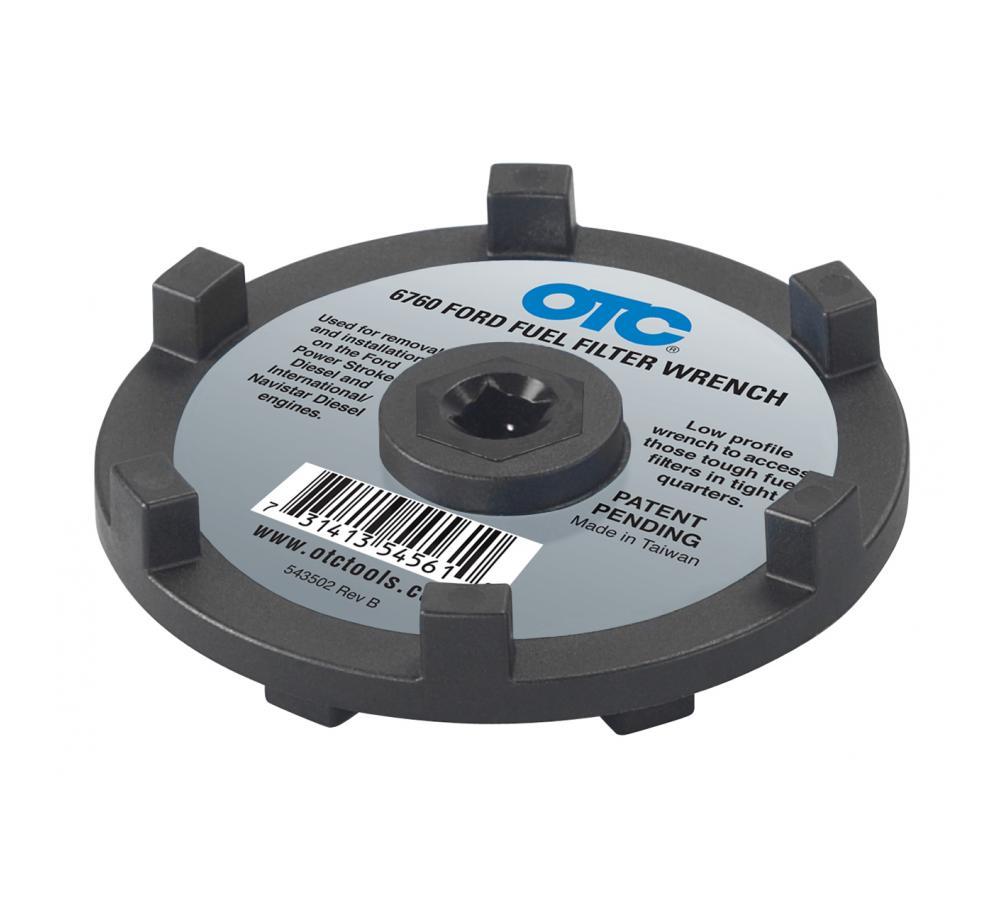 small resolution of ford 6 0l u0026 7 3l fuel filter wrench otc toolsford 6 0l u0026