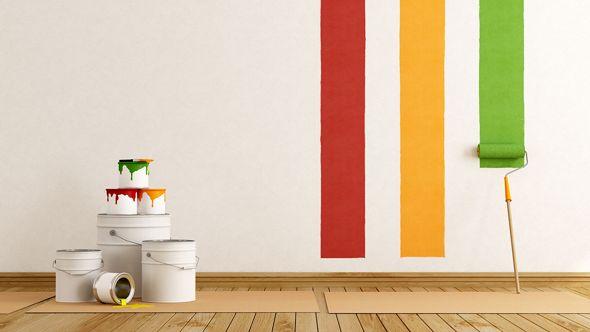 выбор краски для интерьера советы по выбору