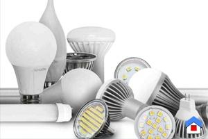 Классификация светодиодных ламп  критерии выбора для дома