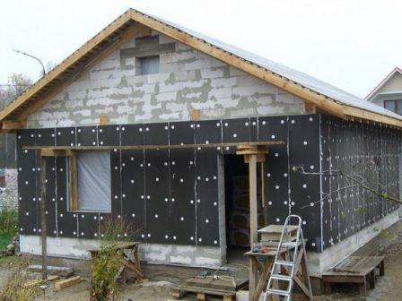 утепление фасада рпг панель