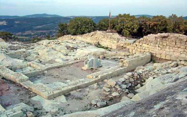Перперикон – светилище на оракула на Дионис