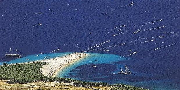 Един приказен остров на Адриатическо море - Остров Брач, Хърватска