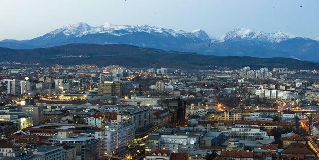 Какви забележителности да разгледаме в Любляна, столицата на Словения
