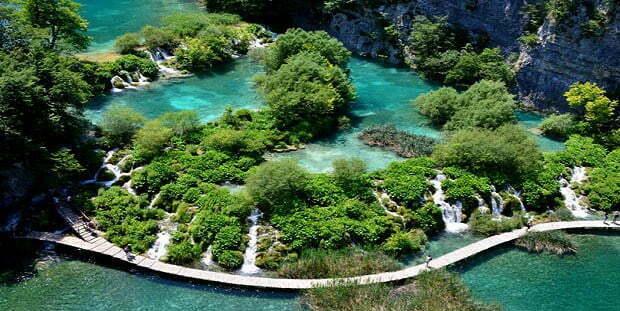 Плитвичките езера в Хърватска – една уникална изумрудена забележителност
