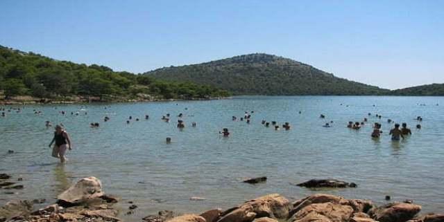 Соленото езеро