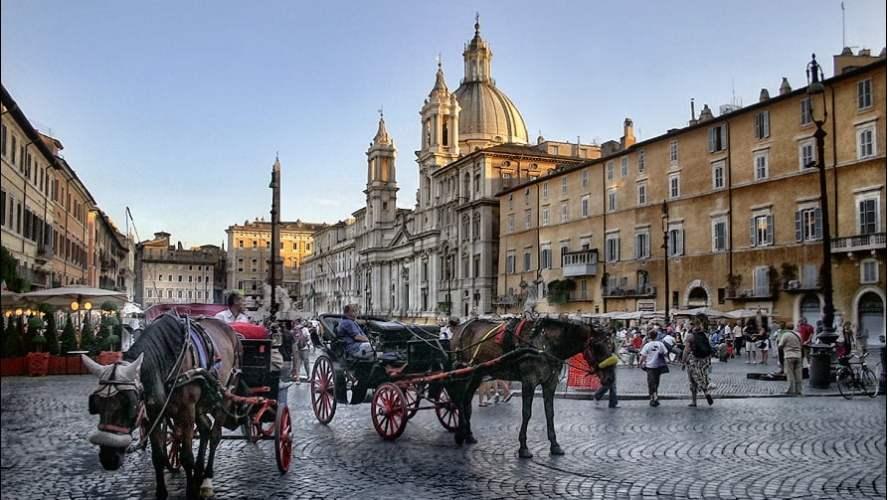 Самостоятелно пътуване до Рим -6 съвети за по-добро преживяване