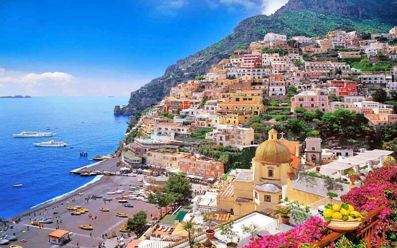 Топ 7 от най-посещаваните градове  в Италия