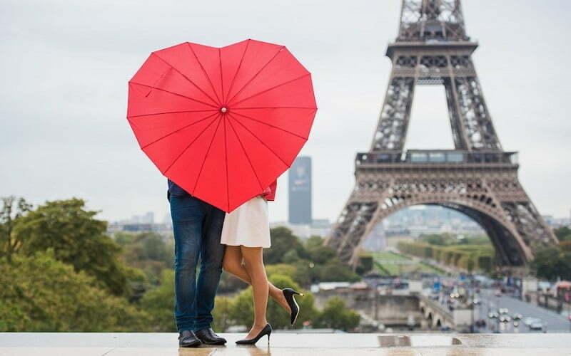 Къде да отидем за Свети Валентин – 5 дестинации в Европа за романтично бягство
