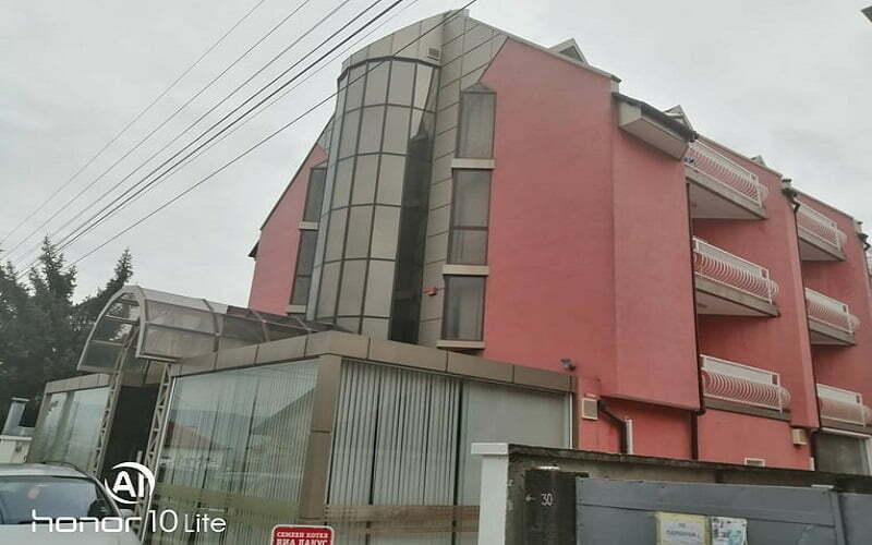 Хотел Виа Лакус, Сапарева баня – ревю