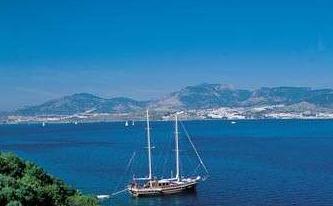 Datça Plaj ve marinaları