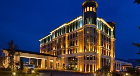 Doubletree by Hilton Van 5 yıldızlı otel