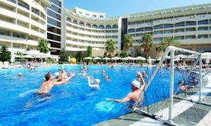 Amelia Beach Resort & Spa, Kizilot, Turkey