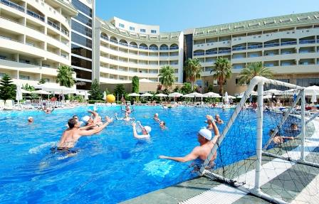 Amelia Beach Resort & Spa, Kizilot, Turkey