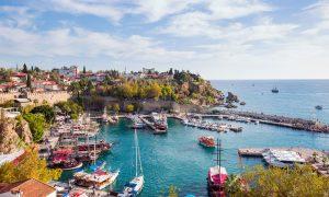 Gurbetçilerin Tatil Tercihi Antalya