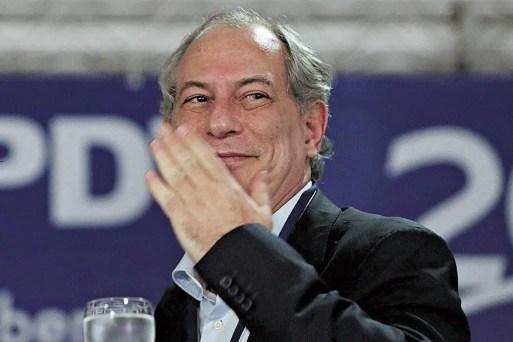 Resultado de imagem para Ciro Gomes fala em colocar Judiciário na 'caixinha' e soltar Lula