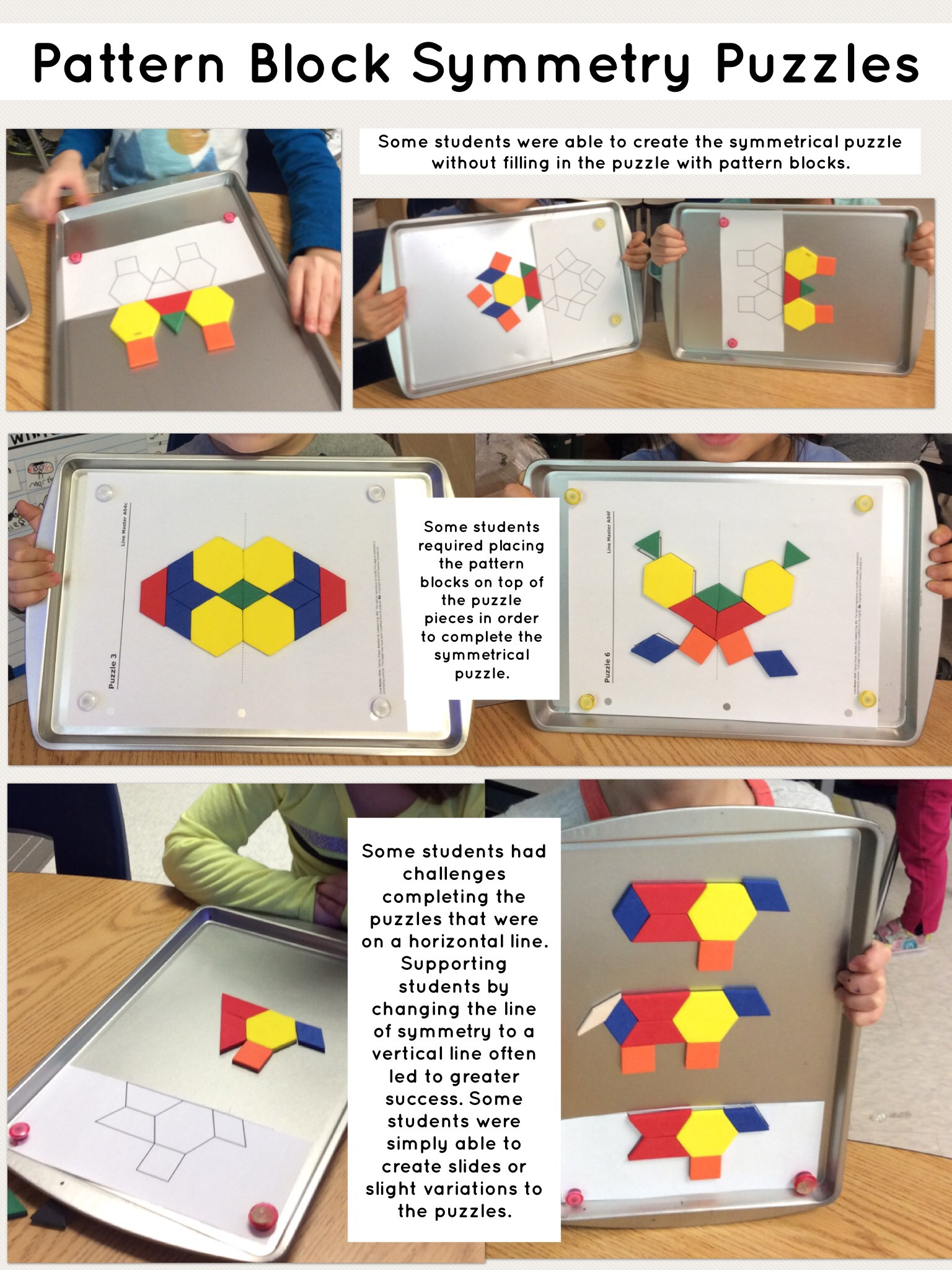 Documenting Spatial Reasoning In The Full Day Kindergarten