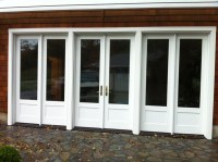 Convert Garage Door To Window - Home Design