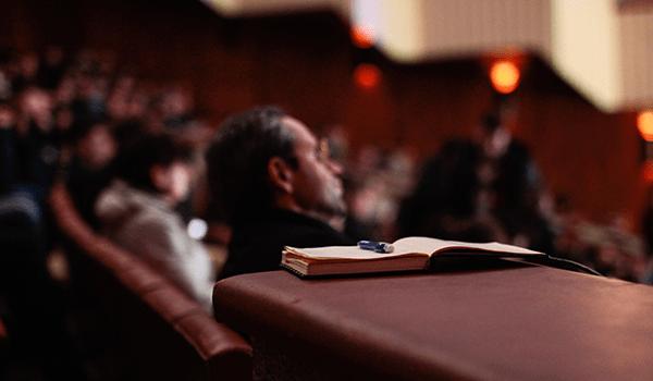 Conférence sur l'influence et la manipulation Othello
