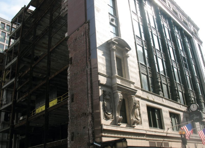 Will Daniel Burnhams beautiful Filenes store building survive?