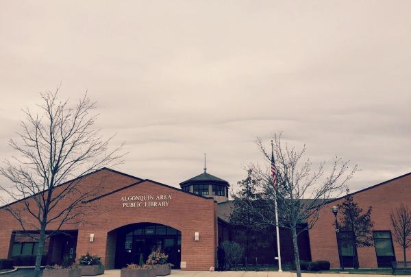 Algonquin Area Library Exterior