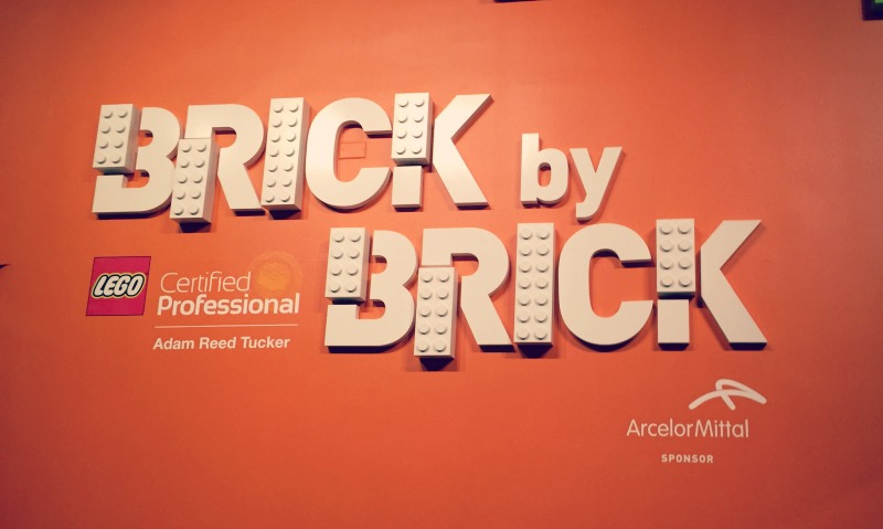 Why You Need to See Brick by Brick at the Museum of Science and Industry {and GIVEAWAY}
