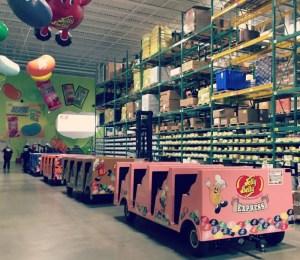 Jelly Belly Factory Kenosha