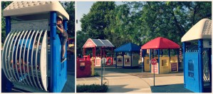 Discovery Zone Deicke Park Huntley - Play Buildings