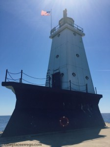 Family Friendly Ludington - North Breakwater Light