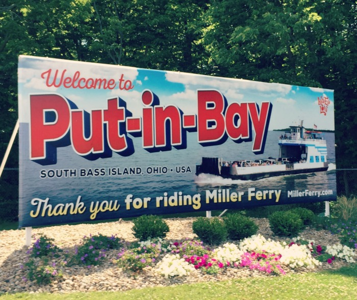 Exploring Put-in-Bay, Ohio with the Family