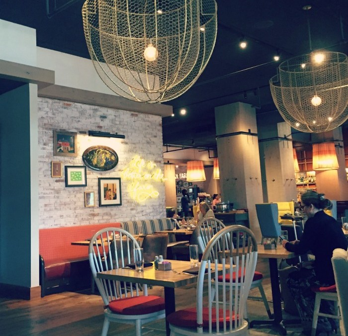 Family Dining Review: Urban Farmer at The Logan Hotel Philadelphia