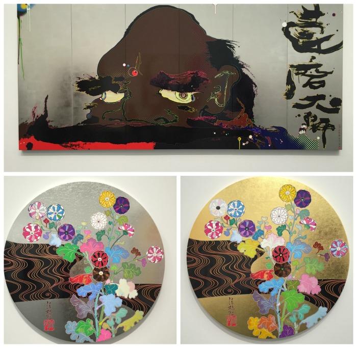 MCA Takashi Murakami - Flower Collage