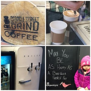 Family Fun in Indiana including finding a hiddem gem of a coffee shop.
