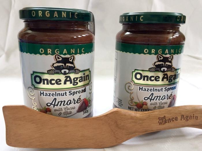 Review: Once Again Nut Butter Amoré Hazelnut Spread
