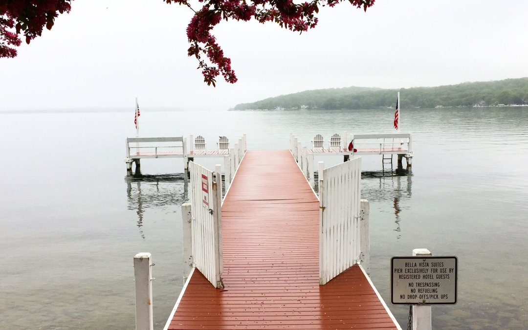 A quick summer escape to Lake Geneva, Wisconsin