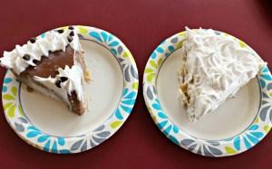 How to have a romantic getaway in Lake Geneva including having pies at Lake Geneva Pie Company.
