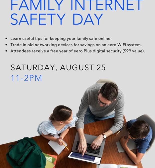 Family Internet Safety Day at ABT with eero