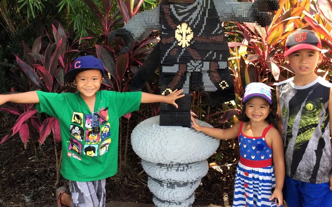 Family Fun in Central Florida: LEGOLAND Florida Resort and more!