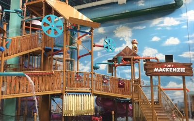 How to Have an Awesome Day at Great Wolf Lodge Illinois