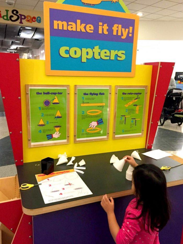 A look at Take Flight at Gail Borden Public Library
