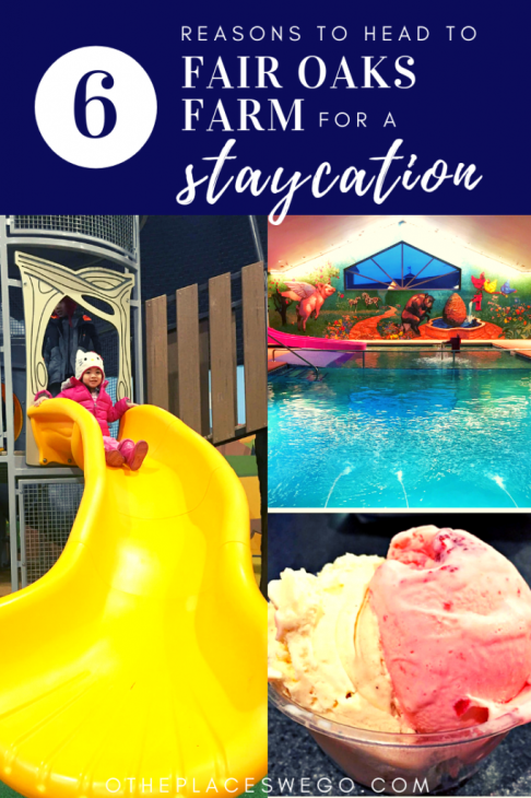 6 Reasons to head to Fair Oaks Farm, Indiana for a staycation