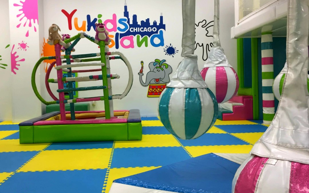 Yu Kids Island at Woodfield Mall: A fun play oasis for kids