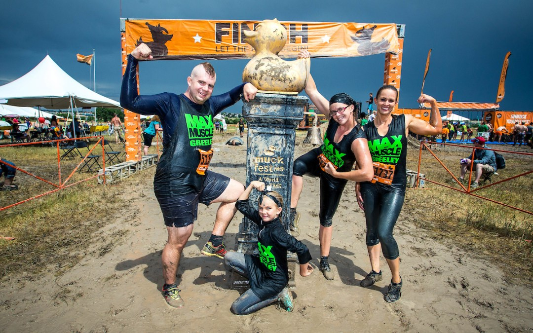 Have a Muddy Blast at Muckfest Chicago + GIVEAWAY